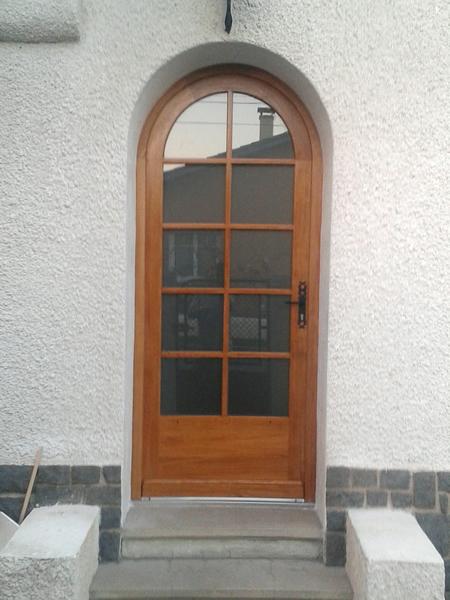 Porte avec vitrage anti effraction - Porte de garage anti effraction ...